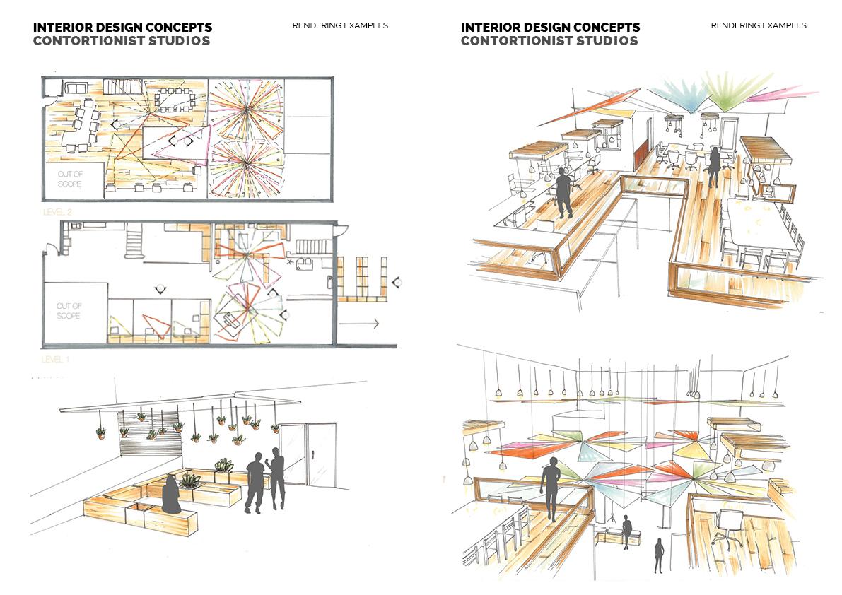 Interior Design Concepts Samantha Herriman
